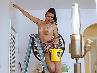 Rachael Madori in Voyeur Landlord Gets Caught - PervsOnPatrol